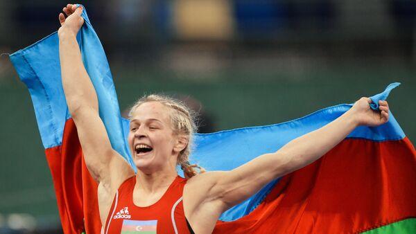 Mariya Stadnik - Sputnik Azərbaycan
