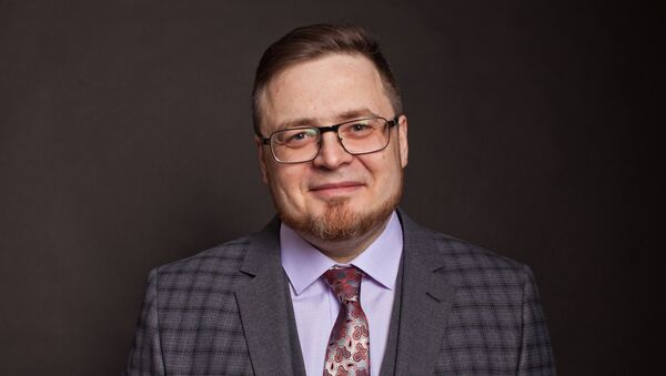 Павел Клачков, политический аналитик - Sputnik Азербайджан