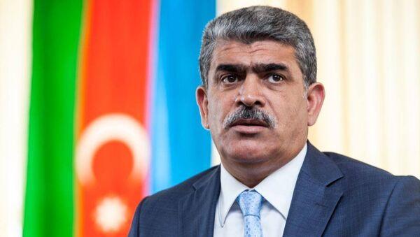 Sülhəddin Əkbər, Azad Demokratlar Partiyasının rəhbəri - Sputnik Azərbaycan