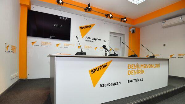 Sputnik Mətbuat Mərkəzi - Sputnik Azərbaycan