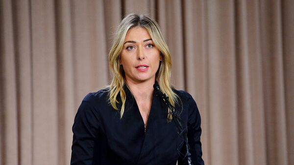 Мария Шарапова - Sputnik Азербайджан