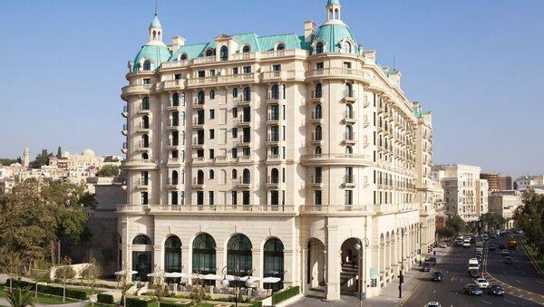 Отель Four Seasons в Баку - Sputnik Азербайджан