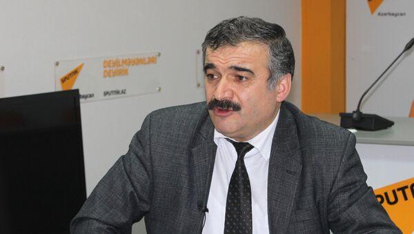 Ильгар Гусейнов, культуролог, профессор Университета искусств - Sputnik Азербайджан