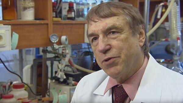 Иварс Калвиньш, ученый, создатель препарата милдронат - Sputnik Азербайджан