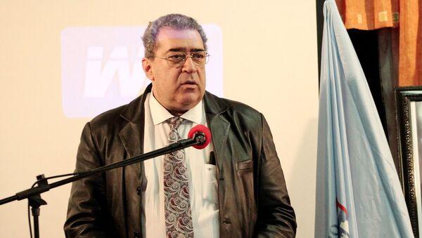 Лев Спивак, генеральный директор Международной ассоциации Израиль-Азербайджан АзИз - Sputnik Азербайджан