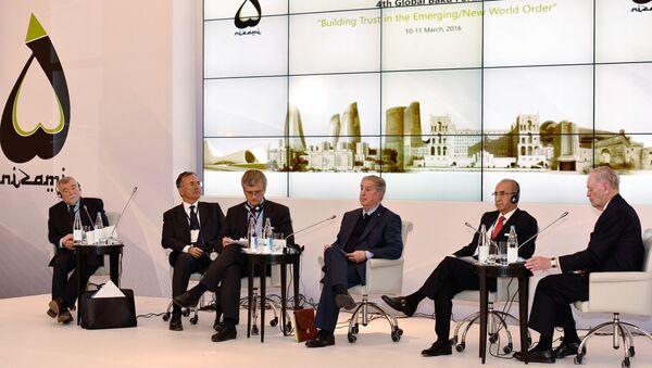IV Глобальный форум в Баку - Sputnik Азербайджан