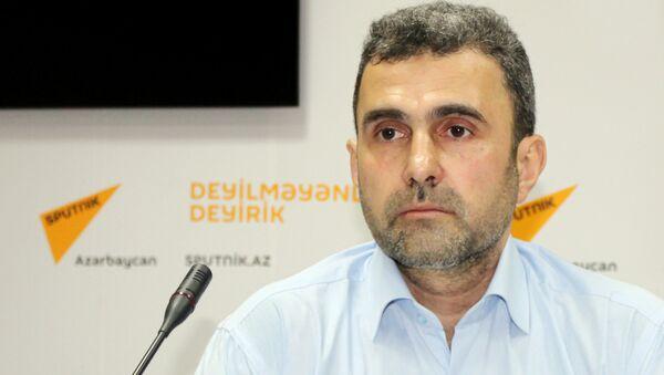 Исмаил Исмаилов - Sputnik Азербайджан