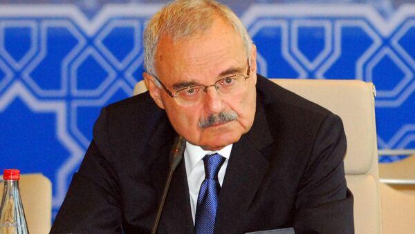 Artur Rasizadə, Azərbaycan Respublikasının baş naziri - Sputnik Azərbaycan