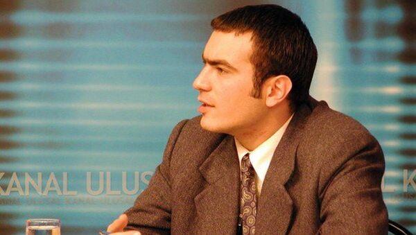 Мехмет Перинчек - Sputnik Азербайджан