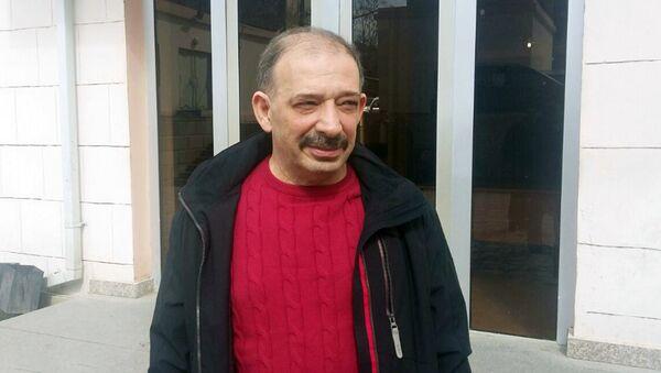 Rauf Mirqədirov - Sputnik Azərbaycan