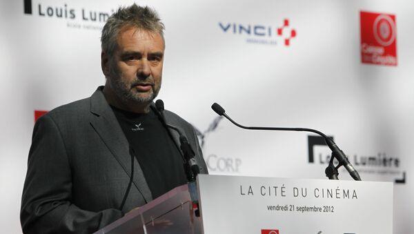 Люк Бессон, французский кинорежиссер - Sputnik Азербайджан