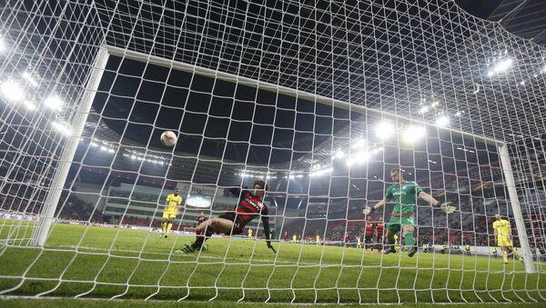 Байер- Вильярреал. 1/16 финала Лиги Европы. Вторая игра - Sputnik Азербайджан