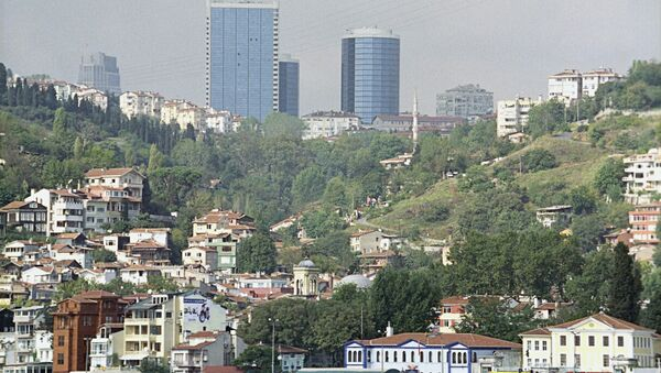Стамбул - Sputnik Азербайджан
