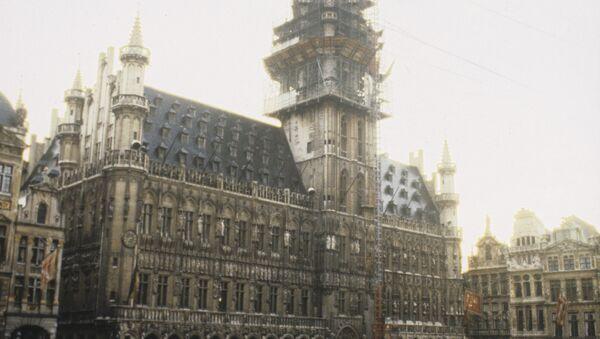 Брюссель. Архивное фото - Sputnik Азербайджан