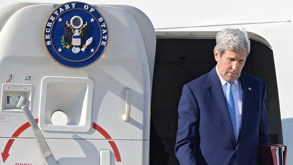 Государственный секретарь США Джон Керри. Архивное фото - Sputnik Азербайджан