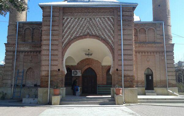 Джума мечеть в Газахе - Sputnik Азербайджан