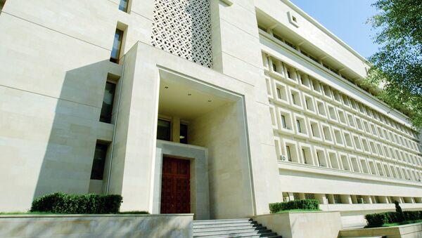 Здание Службы государственной безопасности Азербайджана - Sputnik Азербайджан
