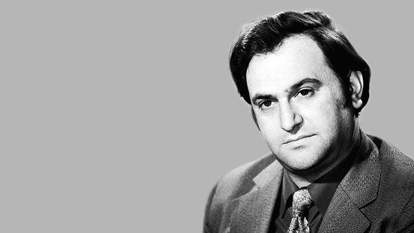 Семендер Рзаев, заслуженный артист Азербайджана, лауреат государственной премии - Sputnik Azərbaycan