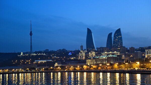 Бакинская бухта - Sputnik Азербайджан
