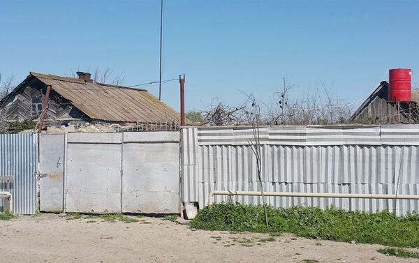 Село в Саатлы, ранее носившее имя Украинская отруба - Sputnik Азербайджан