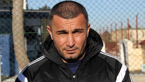 Qurban Qurbanov - Qarabağ FK-nın baş məşqçisi - Sputnik Azərbaycan