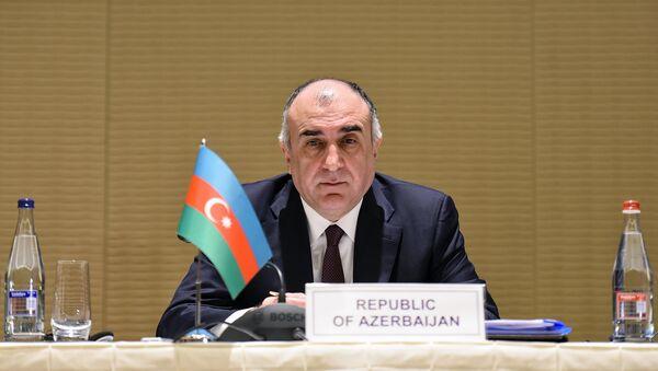 Elmar Məmmədyarov - Sputnik Azərbaycan