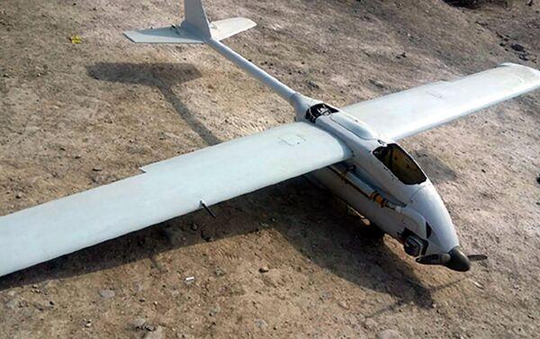 Беспилотный летательный аппарат типа «Х-55» - Sputnik Азербайджан