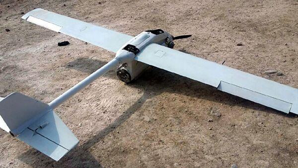 Беспилотный летательный аппарат типа «Х-55» - Sputnik Azərbaycan