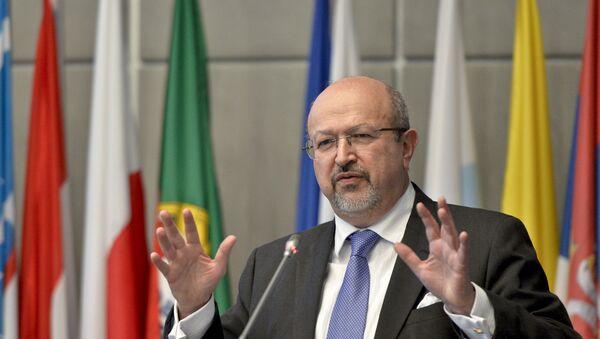 Ламберто Заньер, генеральный секретарь ОБСЕ - Sputnik Азербайджан