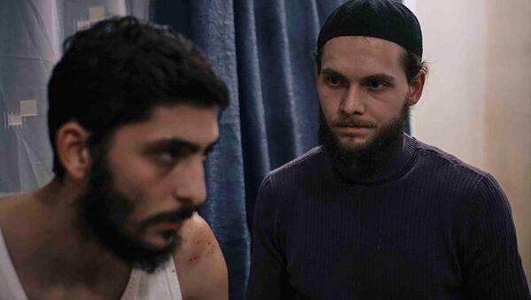 Кадр из фильма Путешествие - Sputnik Азербайджан