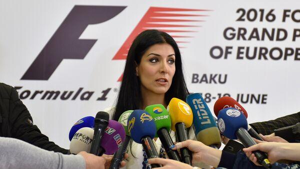 Нигяр Арпадараи - Sputnik Азербайджан