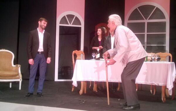 Lənkəran Dövlət Dram Teatrı - Sputnik Azərbaycan