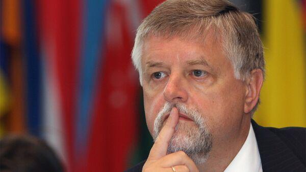 Герберт Зальбер, cпецпредставитель ЕС по Южному Кавказу - Sputnik Азербайджан