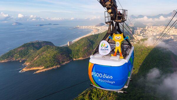 Rio-de-Janeyro olimpiada - Sputnik Azərbaycan