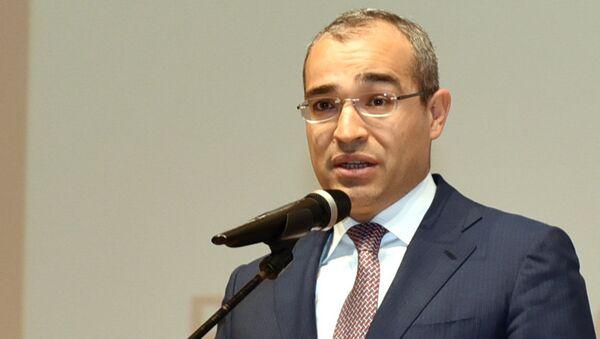 Микаил Джаббаров, министр образования Азербайджана - Sputnik Азербайджан