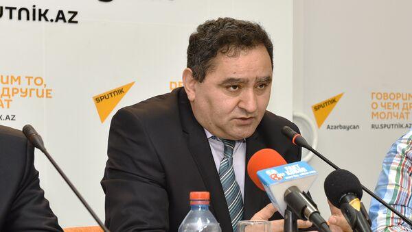 Этибар Алиев, эксперт в области образования  - Sputnik Azərbaycan