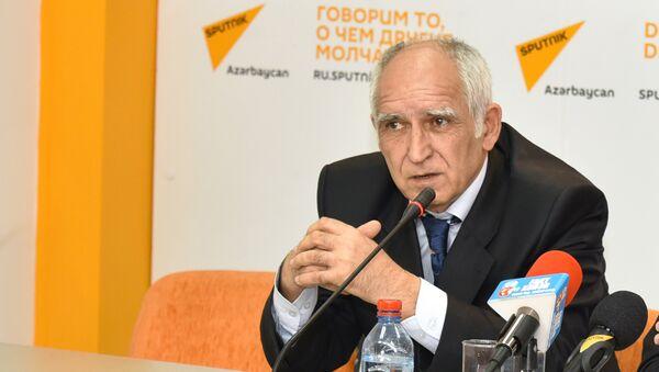 Nadir İsrafilov - Sputnik Azərbaycan