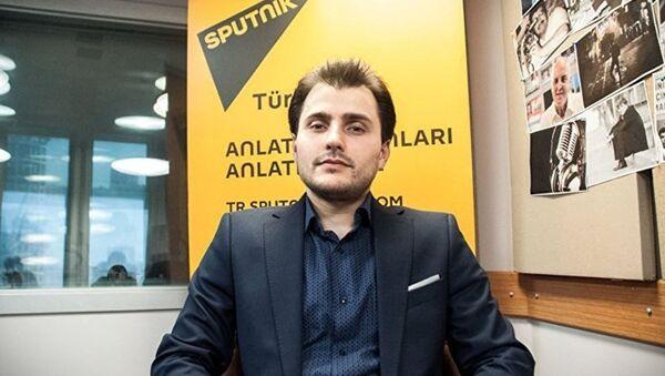 Турал Керимов - Sputnik Азербайджан