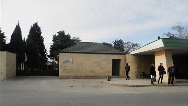 Республиканская психиатрическая больница №1. Архивное фото - Sputnik Азербайджан