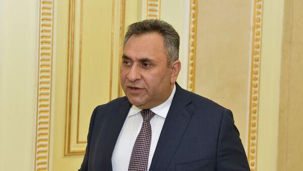 Миргасан Гасанов, глава Союза инвалидов Чернобыля Азербайджана - Sputnik Азербайджан