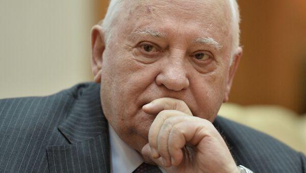 Презентация книги Горбачев в жизни - Sputnik Азербайджан