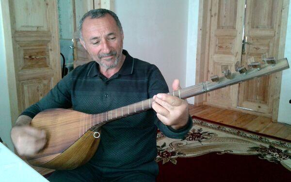 Sazbənd Sabit Məmmədov - Sputnik Azərbaycan