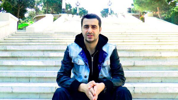 Популярный рэпер AID прочел Аббаса Саххата для Sputnik.Чтения - Sputnik Азербайджан