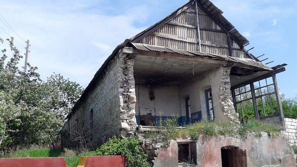 Ağstafa rayonu ərazisində yerləşən Balabəyin evi - Sputnik Azərbaycan