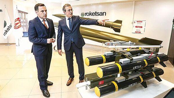 Türkiyə NATO standartları səviyyəsində kiçik, orta və uzaq mənzilli raket əleyhinə müdafiə sistemlərinin istehsalına başlayıb - Sputnik Azərbaycan