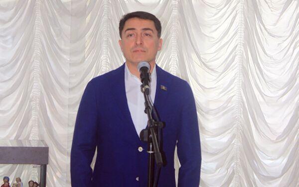 Али Гусейнов, руководитель межпарламентской депутатской группы «Азербайджан – Россия» - Sputnik Азербайджан