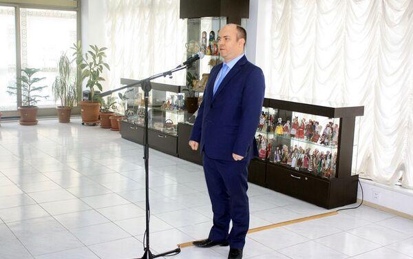 Артем Барков, советник Посольства Российской Федерации в Азербайджанской Республике - Sputnik Азербайджан