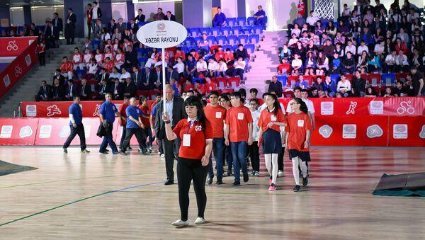 Olympic Moves - Sputnik Azərbaycan
