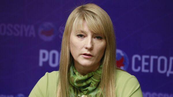 Олимпийская чемпионка Светлана Журова - Sputnik Азербайджан