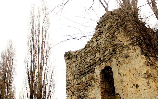 Иногда эту крепость называют Закатальским барьером - Sputnik Азербайджан